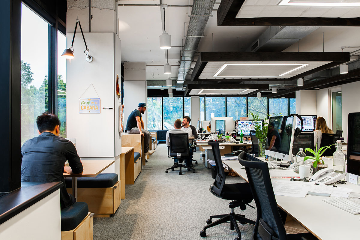 Evaluating the earthquake risk when finding your next for Good office design